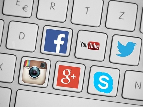 Social Marketing: How to Promote your Blog on Social Media | online buyer behavior | Scoop.it