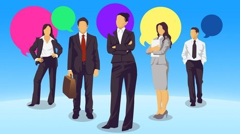 5 People You Should Regularly Talk Shop With for a Better Career   Work   Scoop.it