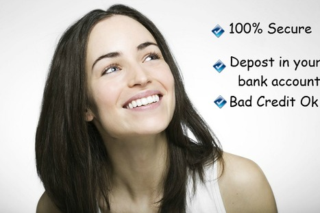 Incredible Financial Solution For Low Credit People Same Day Now Available In Canada Online | Online Payday Loans | Scoop.it