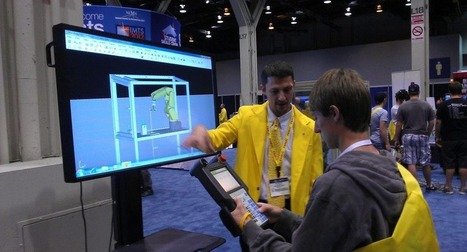 3D Systems Entices Budding Engineers with Products Unveiled at IMTS - 3DPrint.com | STEM Connections | Scoop.it