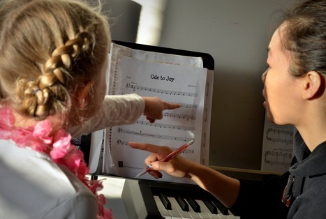 20 Reasons to Thank a Music Teacher | Music Education & Music Technology & Music Apps | Scoop.it