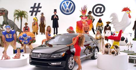 Volkswagen : une publicité ultra virale pour le Super Bowl 2014 | L'humour dans la communication | Scoop.it