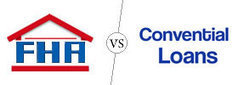 Choosing Between Conventional Mortgages and FHA Loans | Real Estate | Scoop.it