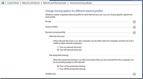Disabling Network Location Discovery stops Windows Systems from Pinging | gunnalag | Scoop.it