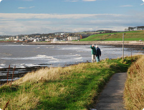 Dundee, Arbroath and Montrose (Walkhighlands) | DUNDEE & SCOTLAND RESOURCES | Scoop.it