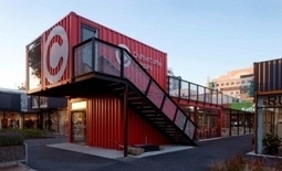 Shipping Containers Can Be Used for Retail, Residential Projects &Beyond | Vertical Farm - Food Factory | Scoop.it