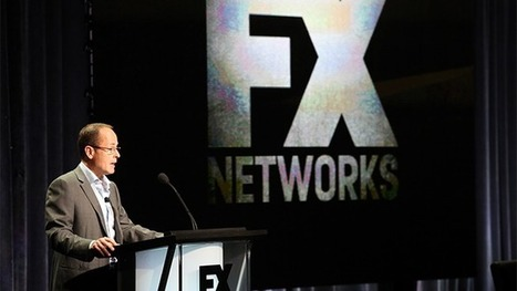 FX Chief Says Industry Hasn't Reached 'Peak TV' Yet, Blasts Netflix's 'Wonky' Economics | TV Trends | Scoop.it