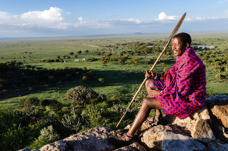Through the Eyes of the Maasai | Ms. Postlethwaite's Human Geography Page | Scoop.it