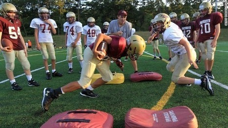 High school athletes found more vulnerable to concussions | school Richard Tasker | Scoop.it