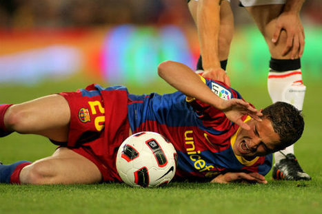 Soccer Injuries: The Psychological Response   STACK   Psychology Research Victor   Scoop.it