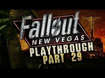 Fallout New Vegas - Episode 29 - A title that references the video | stage.com | Scoop.it