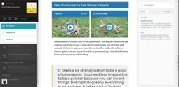 Online ebook production tools, Part 3: Inkling Habitat | eReport | publishing | Scoop.it