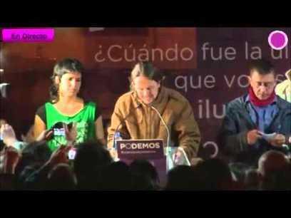 Mitin de Pablo Iglesias tras resultados electorales - YouTube | SemillasDelFuturo | Scoop.it