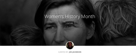 Women's History Month | Learnist | K-12 Web Resources - History & Social Studies | Scoop.it