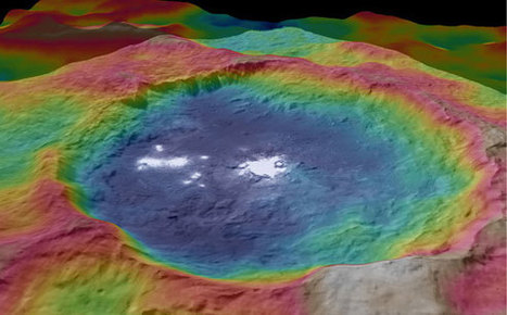 Dawn Spacecraft Reveals New Maps and Insights about Ceres   Geology   Scoop.it