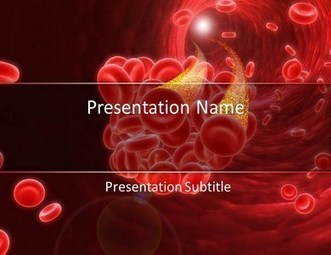Red Blood Cell Powerpoint Template- Medical PPT Templates | Medical PPT Templates | Scoop.it