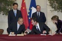 Aéronautique. La folle semaine chinoise d'Airbus Group | Anton | Scoop.it