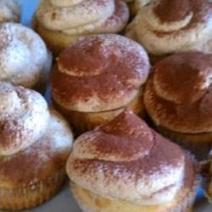 Tiramisu Cupcakes -Regular and Mini Sized | Cupcakes | Scoop.it