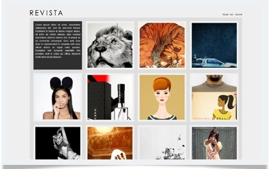 100 Unique Free Tumblr Themes Of 2011 | housefly | Scoop.it