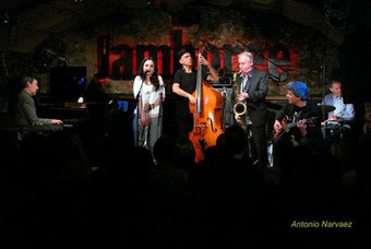 Andrea Motis - Joan Chamorro Quintet & Scott Hamilton en concert | Actualitat Jazz | Scoop.it