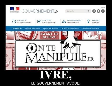 Offensive gouvernementale et médiatique massive contre l'information libre   ACTUALITÉ   Scoop.it