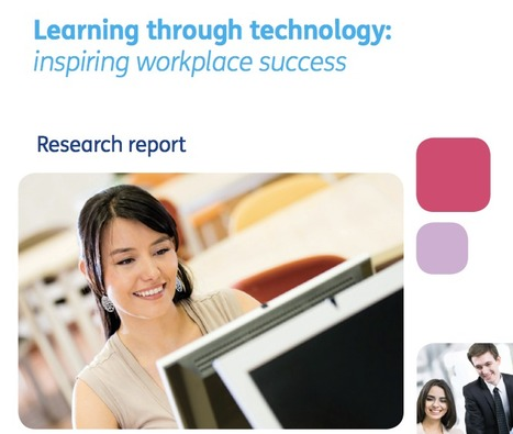 Learning through technology: Inspiring workplace success - Report | Research Capacity-Building in Africa | Scoop.it
