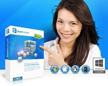 TeamViewer 8.0.18930 Final Full Cracked Download ~ Free Full Version Software | Free Full Version Software | Scoop.it
