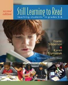 Still Learning to Read (Second Edition) | Stenhouse Publishers | AdLit | Scoop.it