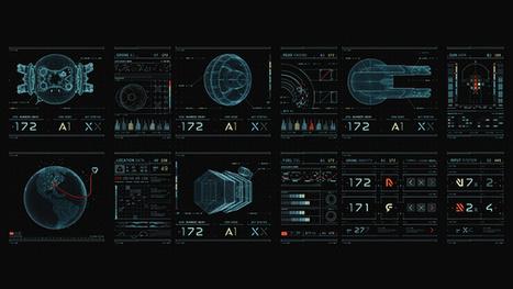 Las interfaces futuristas de Oblivion creadas por Munkowitz | Arquitectura futurista | Scoop.it
