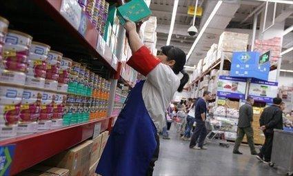 Nouveau règlement pour les entreprises étrangères de lait en poudre - Quotidien du Peuple | Un monde laitier | Scoop.it