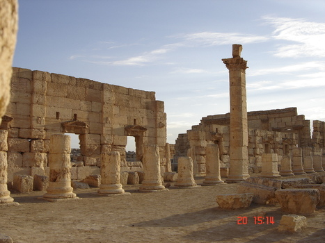 Palmyra Agora,Syria | Ancient Cities | Scoop.it