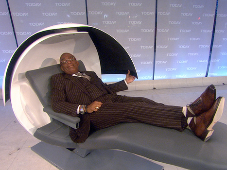 'Nap rooms' encourage sleeping on the job to boost productivity | Kickin' Kickers | Scoop.it
