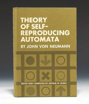 """Paper archive from Stanford CS class (cs379c) that includes:  Von Neumann's """"Theory of Self-Reproducing Autonoma"""". 