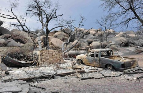 A Painful Mix of Fire, Wind and Questions | Sustain Our Earth | Scoop.it