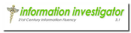 Information Investigator | 21st Century Information Fluency | Scoop.it