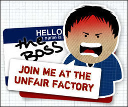 * PLAYFAIR: UNFAIR FACTORY * | GTAV AC:G Y9 - Geographies of interconnections | Scoop.it