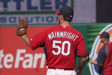 All-Star Game NL Starting Pitcher Adam Wainwright Reveals Secret to His Successful Pitching Style, 'That Freedom Only Comes from a Relationship with Christ' (VIDEO) | Troy West's Radio Show Prep | Scoop.it