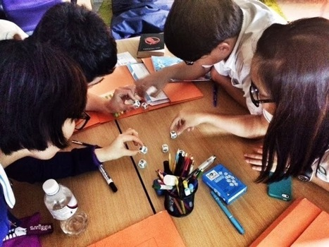 Exploring Learning: Story Cubes for 21st Century Learning | 21st century skills | Scoop.it