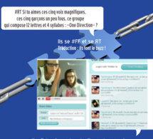 Les jeunes français et Twitter en 1 image | Smartphones et réseaux sociaux | Scoop.it