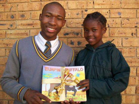 Book boost for libraries and schools - South Africa - The Good News | Inclusive Education | Scoop.it