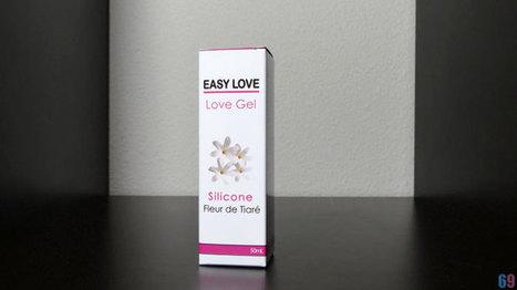 Test du lubrifiant silicone Easy Love | Secret Sexy Shop | Scoop.it