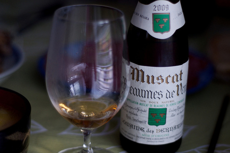 La Cave de Fang: 2009 Muscat de Beaumes de Venise | Domaine des Bernardins & WEB | Scoop.it
