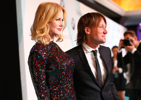 Nicole Kidman Praises Keith Urban For Keeping Strong Family Unit | Country Music Today | Scoop.it