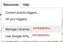 Suggest Box - Google Apps Script Examples | Google Apps Script | Scoop.it