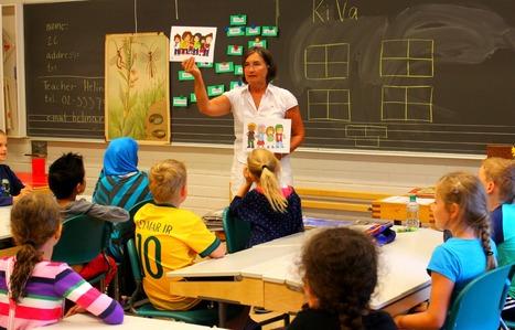 Finlandia, el país donde 90% de las escuelas tienen clases antibullying   EDUbits&pieces   Scoop.it