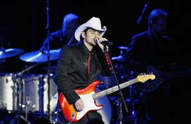 Brad Paisley defends 'Accidental Racist' duet with LL Cool J | Andrew Surwilo Franklin - The Perfect Musicians | Andrew Surwilo Franklin - The Perfect Musicians | Scoop.it