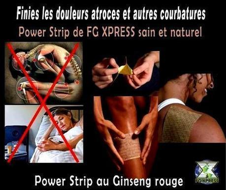 Le Patch POWERSTRIP | FGXPress | Scoop.it
