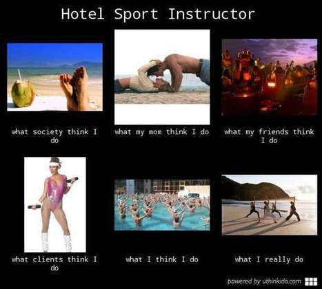 Hotel Sport Instructor | What I really do | Scoop.it