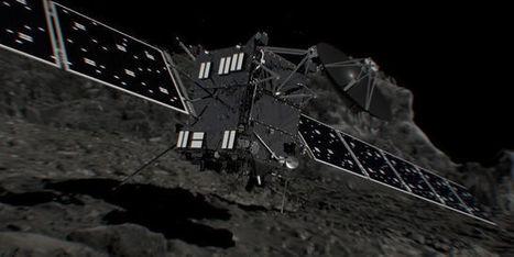 De la gravité sur la comète | C@fé des Sciences | Scoop.it