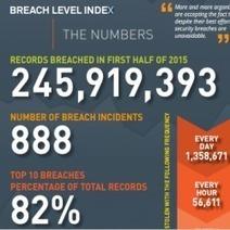 Les failles de sécurité en hausse de 10% au 1er semestre 2015 - Le Monde Informatique | La Sécurité Cyber | Scoop.it